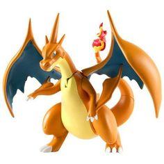 Pokemon Mega Charizard Y Figure Set Nintendo Tomy 2016 for sale online Pokemon Charizard, Pikachu, Mega Pokemon, Pokemon Toy, Pokemon Fan Art, Pokemon Stuff, Anime Figures, Action Figures, Puzzles 3d