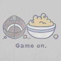 #Lifeisgood #Dowhatyoulike  Game On Popcorn