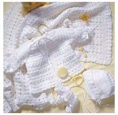 Crochet Girls Dress Pattern, Crochet Baby Sweater Pattern, Crochet Baby Sweaters, Baby Sweater Patterns, Crochet Baby Cardigan, Crochet Baby Clothes, Newborn Crochet, Baby Patterns, Baby Knitting