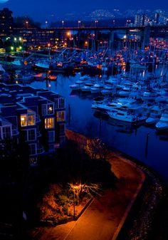 Summer Nights on the East Coast