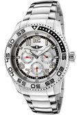I by Invicta Men's Silver Dial Stainless Steel For $50 plus Free Shipping