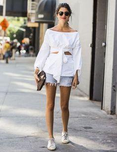 os Achados   Moda   Musa de estilo: Leandra Medine