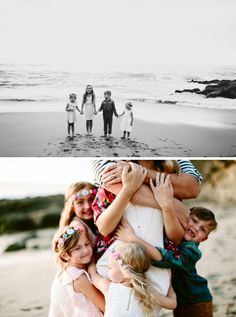 Best Beach Photography : The Brown Family [Lifestyle Session] Lauren Scotti Photographer