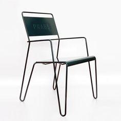 Amagerstolen. Udemøbler. Vedligeholdelsesfri