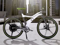 Smart's Award-Winning Electric Bike