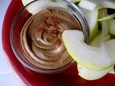 Hope For Healing: Maple Sunbutter Apple Dip (vegan)