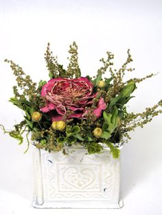 french country floral arrangments | Request a custom order and have something made just for you.