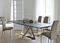 Bontempi Millennium Extending Dining Table - Bontempi Casa Tables
