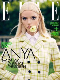 Anya Taylor Joy, Anya Joy, Rebounding, Elle Magazine, Queen, The New Normal, Stars, Celebs, Celebrities