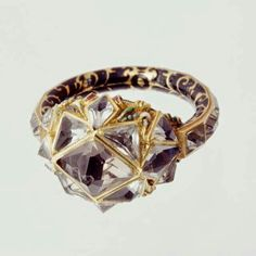 Idée et inspiration Bague Diamant : Image Description diamond and enamel ring, now at Ranger's House, London (© with kind permission of The Wernher Foundation) Renaissance Jewelry, Ancient Jewelry, Antique Jewelry, Vintage Jewelry, Renaissance Era, Jewelry Art, Jewelry Gifts, Jewelry Accessories, Fine Jewelry