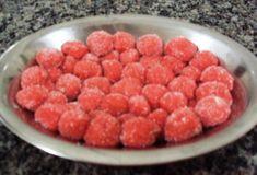 Brigadeiro de Morango Bicho- de- pé | Doces e sobremesas > Receitas de Brigadeiro | Receitas Gshow