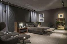 Ana Neuber Design de Interiores: Aconchego no quarto do casal!!