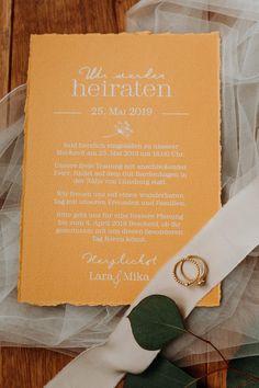 Papeterie Gelb Hochzeit Einladung Save The Date Karten, Greenery, Wedding Invitations, Yellow Weddings, Getting Married, Celebration, Invitations, Wedding Invitation Cards, Wedding Invitation