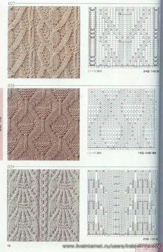 Knitting patterns book 250 . Обсуждение на LiveInternet - Российский Сервис Онлайн-Дневников