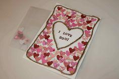 Handmade Cards For Him. Homemade Valentine Cards
