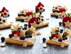 15 Amazing Fourth of July Desserts #recipes