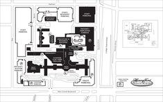 henry ford campus map 12 Best Henry Ford Hospital Images Henry Ford Hospital Henry henry ford campus map