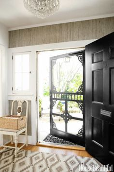 18 Diy Screen Door Ideas
