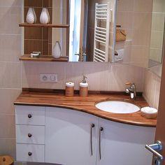Facts On New Bathroom Showers Corner Bathroom Vanity, Bathroom Tub Shower, Small Bathroom Vanities, Corner Sink, Shower Towel, Bathroom Furniture, Kitchen Furniture, L Shaped Bathroom, Washbasin Design