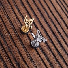 cartilage earring 16g tragus earring helix earring helix by ticomo