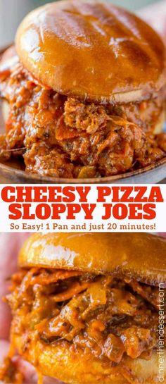 Crock Pot Recipes, Lunch Recipes, Casserole Recipes, Easy Dinner Recipes, Cooking Recipes, Pizza Recipes, Sandwich Recipes, Dinner Ideas, Keto Recipes