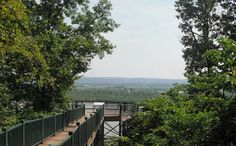 <p>The Trail of Tears– the forced relocation of Cherokee Indians from Tennessee to Oklahoma in the 1830s – passed through this area. Exhibits cover the event.</p> <p>The park offers camping, hiking, equestrian and backpacking trails, a lake, fishing, a swimming beach, picnicking and an accessible overlook of the Mississippi River.</p> <p><strong>Note: The visitor center's hours vary by month; the visitor center is closed De...