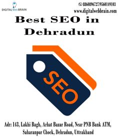 Digital Web Brain Well Known SEO Service Provider Company in Dehradun. Offering SEO Service at an affordable price. We have a team of young SEO Experts. We are also providing SEO Training for business Holders and Startups. Website: http://digitalwebbrain.com #BestSEOinDehradun #SEOServiceinDehradun #SEOTraininginDehradun
