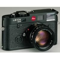 Leica M6 just like the one I sold to get my 5D MkII
