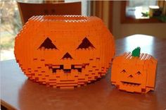 LEGO.com - Gallery - Halloween - adult and baby | ReBrick | From LEGO Fan To LEGO Fan