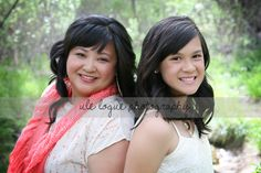 Mother Daughter Photography Ule Logue Photography