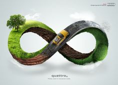 Audi: Infinity | Ads of the World™