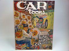 CarToons Number 12 JuneJuly 1963 Ed Roth Joins by vintagebaron, $55.00