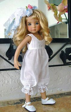 """""""Victorian"""" Fits Effner 13 Little Darling Betsy McCall Little Charmers Doll   eBay. Ends 5/16/14."""