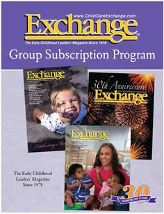 Exchange Magazine | ChildCareExchange.com