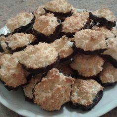 Rezept Kokosmakronen von lydia0101 - Rezept der Kategorie Backen süß