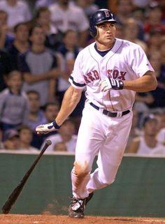 Boston Red Sox's Johnny Damon