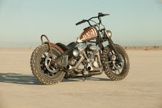 Nash Motorcycles ~ The Rusty Hustle - Nash Motorcycles ~ U.S.A.