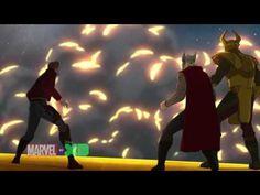 Marvel's Guardians of the Galaxy s1e19 Clip 1 #marvel #gaurdiansofgalaxy