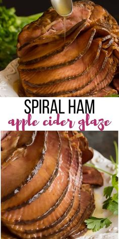 This Easy Spiral Ham