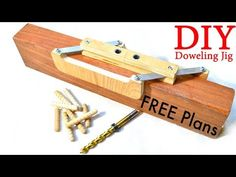 a comprehensive examination of picking out key factors for Good Plans Woodworking Tips Woodworking Workbench, Woodworking Crafts, Woodworking Videos, Wood Router Table, Garage Atelier, Wood Jig, Woodshop Tools, Dowel Jig, Wood Pallet Recycling