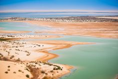 Wadi El Rayan Lake, El Fayoum, Egypt