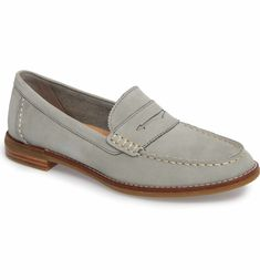 Main Image - Sperry Seaport Penny Loafer (Women)