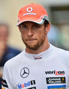 Jenson Button Vodafone McLaren Mercedes @ the 2013 F1 US Grand Prix, at the Circuit of the Americas. Austin Texas
