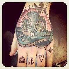 Awesome sailors tattoo