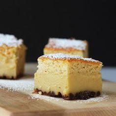 Peanut Butter Cup Magic Cake