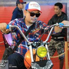 "Setelah melewati seleksi ketat, dewan juri Suryanation Motorland Makassar memilih Harley ""Beast Beauty"" Sportster milik Syahril jadi juaranya."
