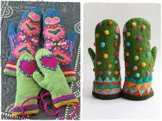Веселая зима Gloves, Winter, Accessories, Tights, Caps Hats, Mittens, Jewelry