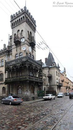 Lviv, W Ukraine , from Iryna