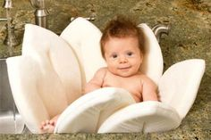 """Innovative New Baby Products: Blooming Bath"" by The Baby Post"