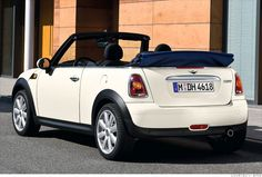 These days, if you're shopping for a new car, you're probably making fuel economy a priority. Mini Cabrio, Fuel Efficient Cars, Mini Cooper Convertible, Car Goals, Cute Cars, Small Cars, Future Car, Fuel Economy, Mini Me